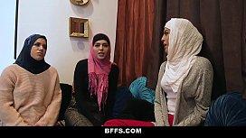BFFS - Shy Inexperienced Poonjab...