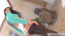 AllInternal Big breasted girl gets h ...