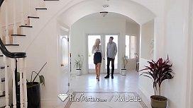PUREMATURE MILF Real Estate...