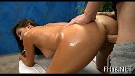 Free sex massage clip...