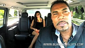 Black Taxi Driver Rides...