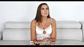 MyVeryFirstTime - Natasha Novo takes...