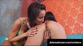 Penthouse Pet Jelena Jensen...