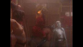 Erotica scene of the...