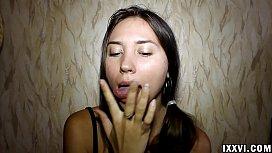 IXXVI - Fetish tongue. Ananta...
