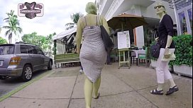 Milf Walking Dress See...