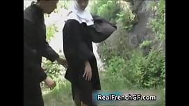 Frenchgfs as nun...