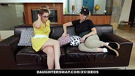 DaughterSwap - Sexy Babes Fuck...