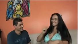 BBW girlfriend gets her...