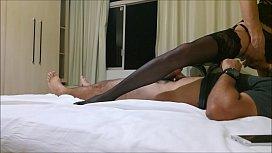 Shemale Carla Brasil getting...