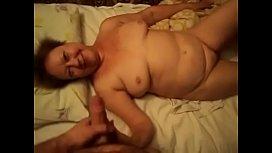 POV nude granny boy...