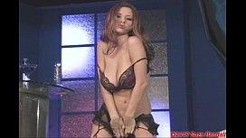 Shay Laren - Smoking Striptease...