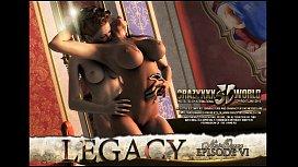 3D Comic: Legacy. Episode...