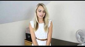 Cute Blonde Free Teen...