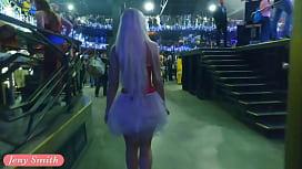 Jeny Smith at cosplay...