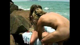 Brazilian on the beach...