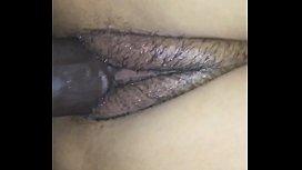 Soakin wet fat pussy...