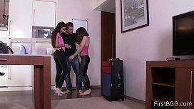 Selena Mur and Erika...