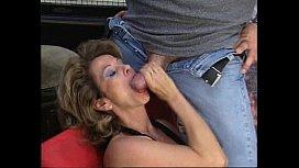 German mature housewife gets...
