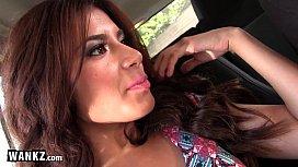 WANKZ - Hot Latina In...