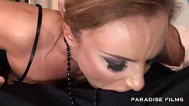 PARADISE FILMS Anal Creampie...