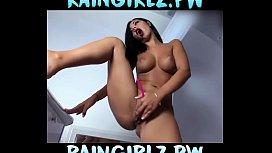 Raingirlz model rayza puts...