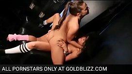 Romi Rain fucks Abigail Mac @goldblizz.com