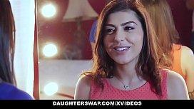 DaughterSwap - Two Teen Daughters...