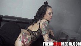 Yazmin Big Booty &amp_ Covered in Tatts