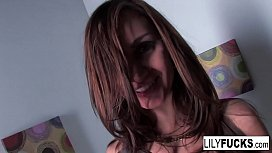 Lily Carter Plays With...
