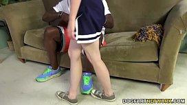 Cheerleader Lara Brookes...