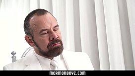 MormonBoyz - Virgin missionary stroked...