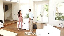SpyFam Step sister Amia...