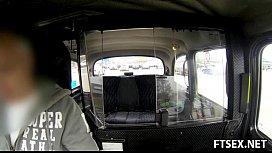 Taxi driver fucks his passenger24