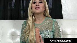 Hot Latina Cristi Ann...