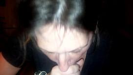 Kelly eats my nut