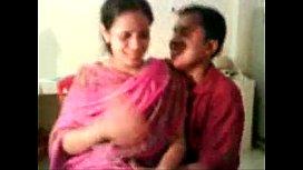 Amateur Indian Nisha Enjoying...