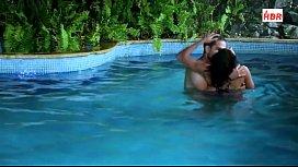 Shruti Bhabhi in Pool...