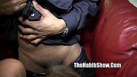 PAwg virgo takes dick...
