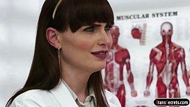 Shemale Dr Natalie Mars...