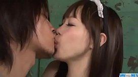 Sexy maid, Momoka Rin...