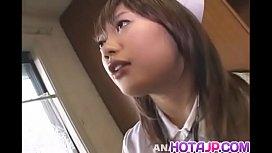 Nurse Kaoruko Wakaba wants...