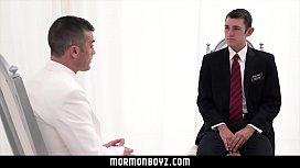 MormonBoyz - Hairy hung twink...