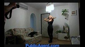 PublicAgent Sexy Blonde want...
