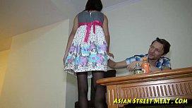 Small Tittie Thai Girl...