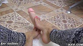 My sweet feet and...