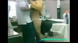Amateur Arab Girlfriend Doggy...