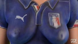 Sexi Italian Babe World...