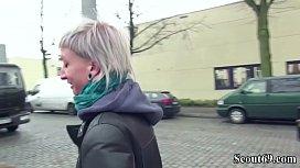 German Scout - Skinny Emo...