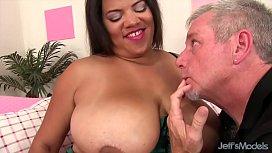 BBW Lady Spice takes...